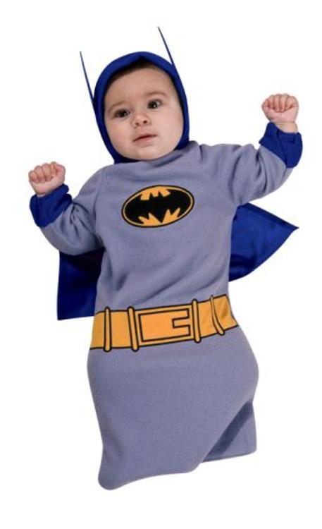 Batman - Bunting Newborn Costume