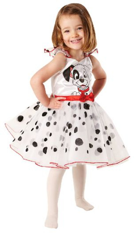 101 Dalmatian Toddler/Girls Costume