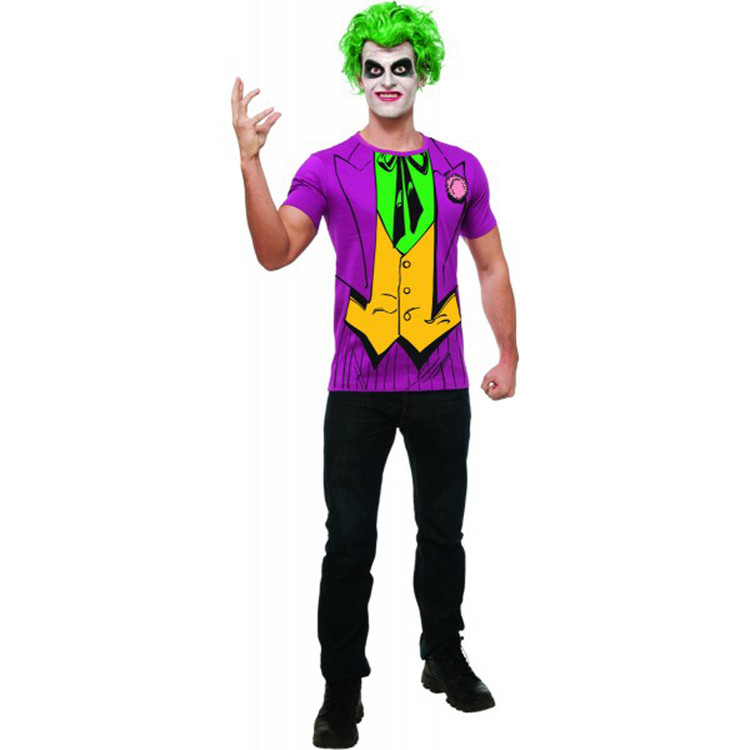 Joker - Batman Classic Joker T Shirt
