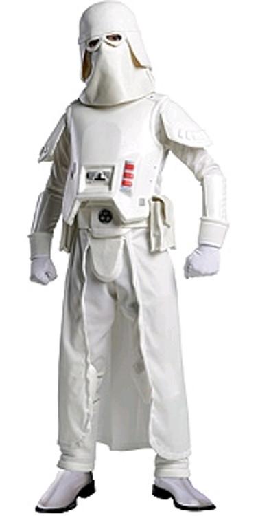 Star Wars - Snowtrooper Deluxe Boys Costume