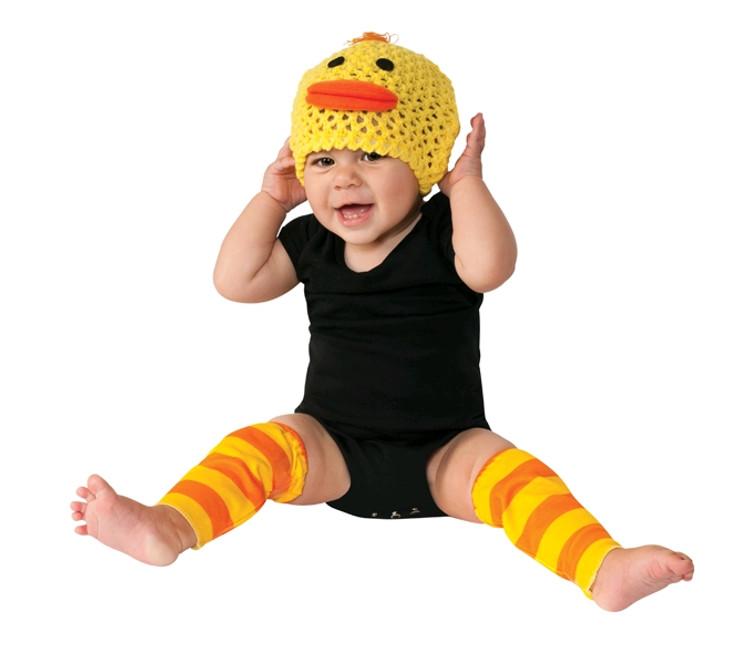 Duck Infant Costume Kit