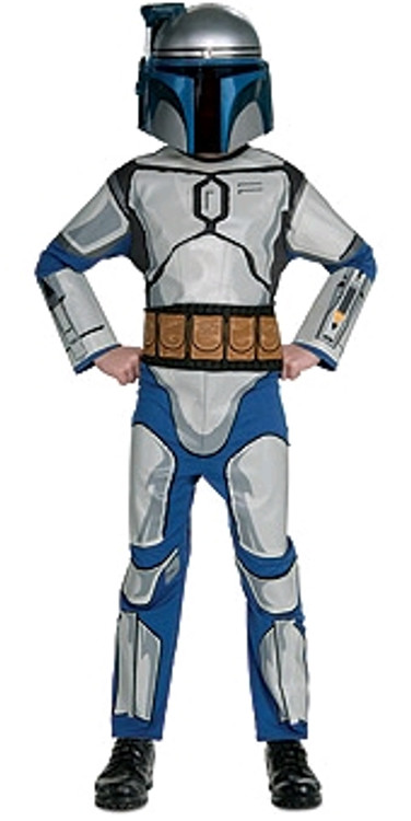 Star Wars Jango Fett Kids Costume