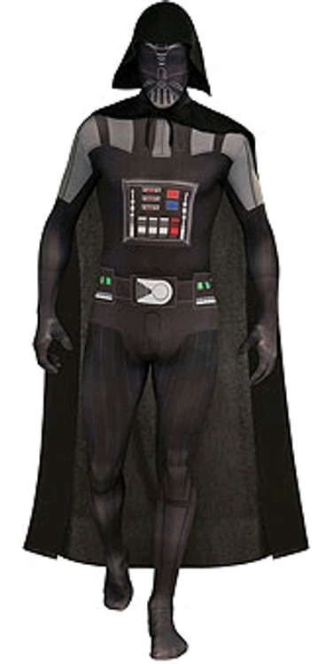Star Wars - Darth Vader Second Skin Mens Costume