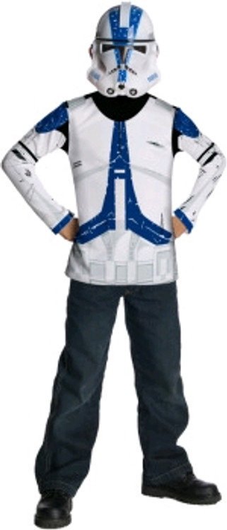 Star Wars Clone Trooper Kids Costume