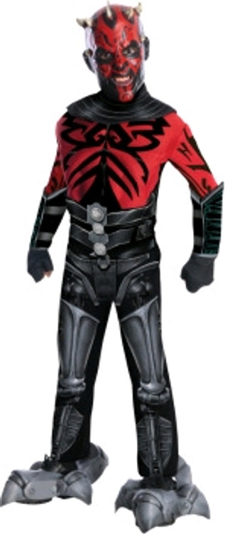 Star Wars - Deluxe Darth Maul Mechanical Legs Boys Costume