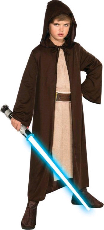 Star Wars Jedi Basic Robe child costume