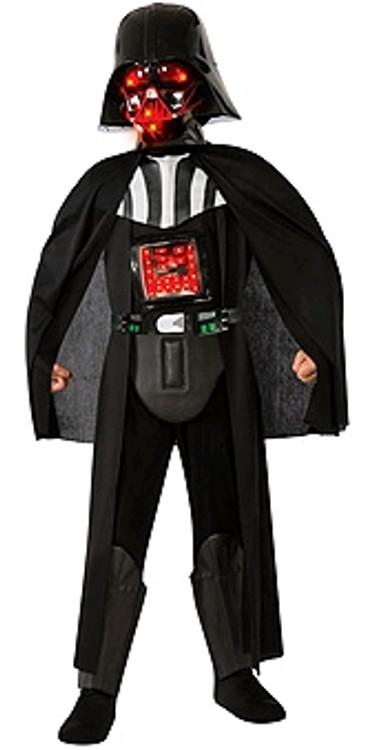 Star Wars Darth Vader Light Up Deluxe Kids costume