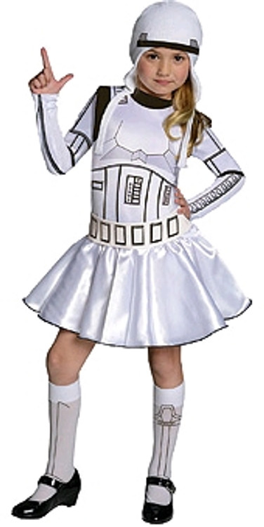 Star Wars - Girls Stormtrooper Costume