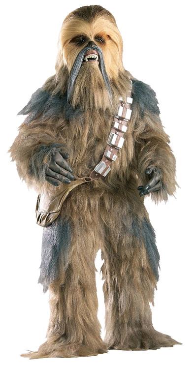 Star Wars - Supreme Edition Chewbacca Costume