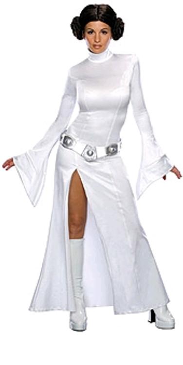 Princess Leia Womens Costume
