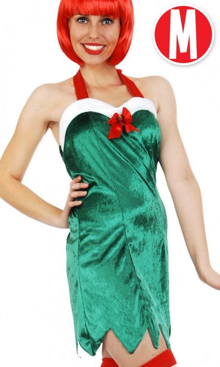 Elf Dress Womens Costume
