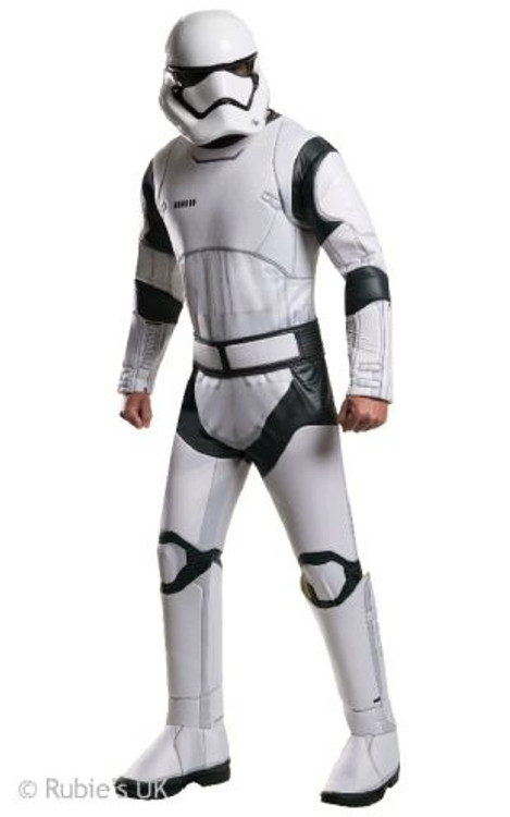 Star Wars - Storm Trooper Deluxe Costume