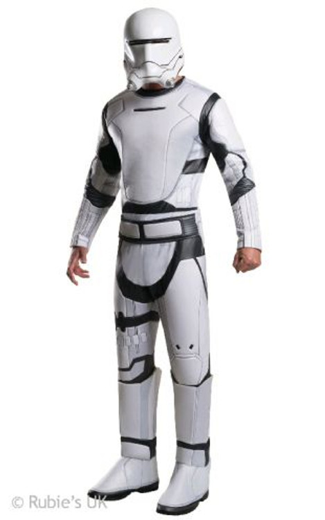 Star Wars - Villian Trooper Red Deluxe Mens Costume