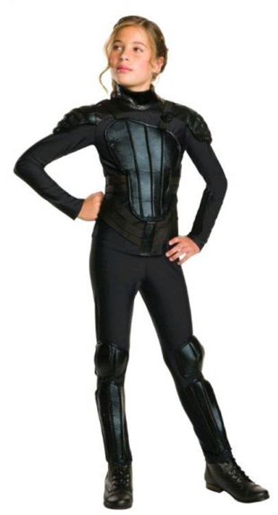 Hunger Games Katniss Rebel Teen Costume