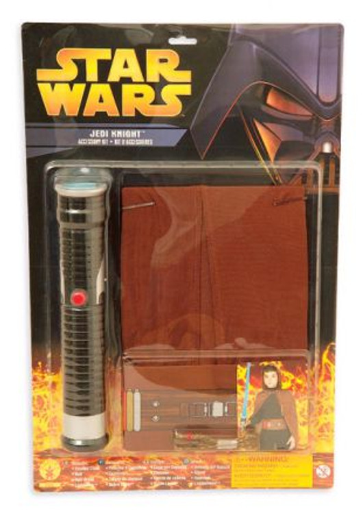 Star Wars Jedi Knight Child Costume- Blister Kit