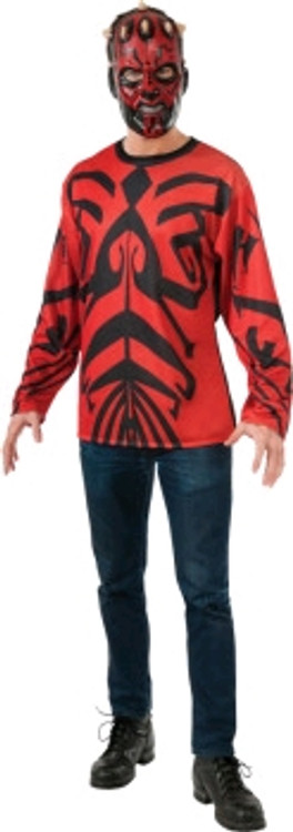 Star Wars - Darth Maul Mens Costume