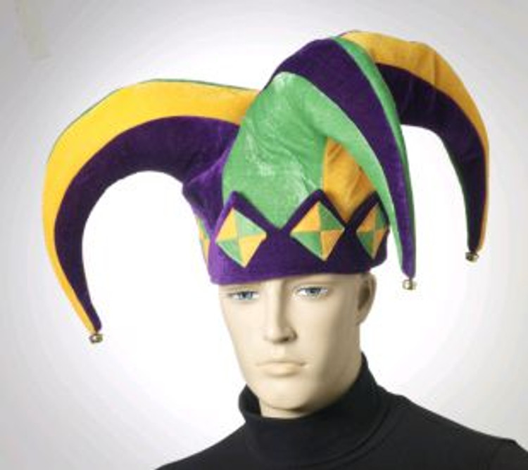 Jester Mardi Gras Hat
