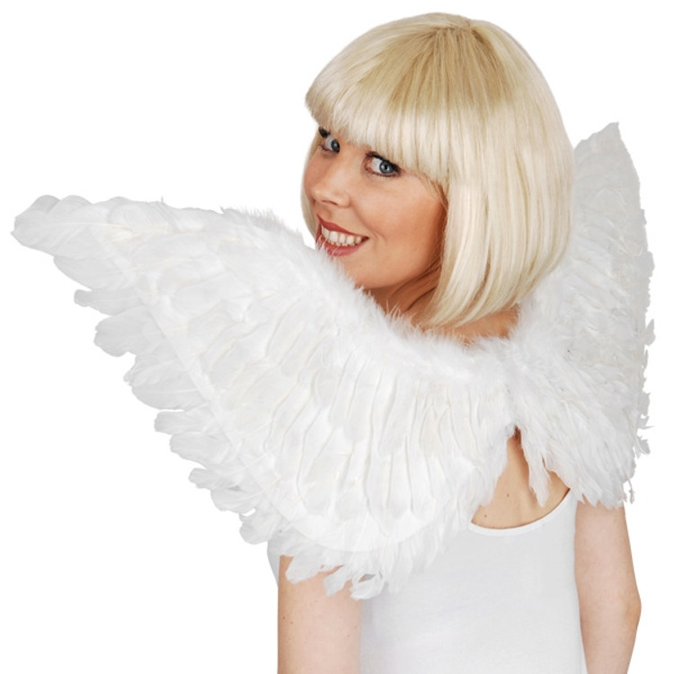 Angel & Fairy Wings Large White