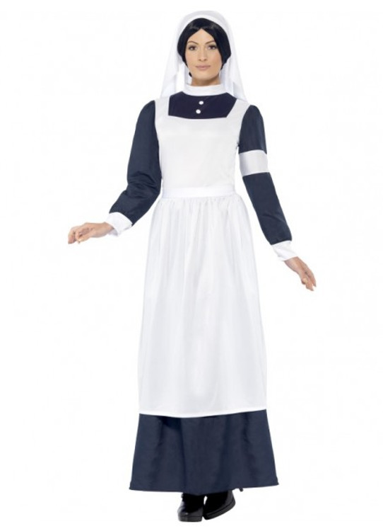 Great War Nurse Womens Costume
