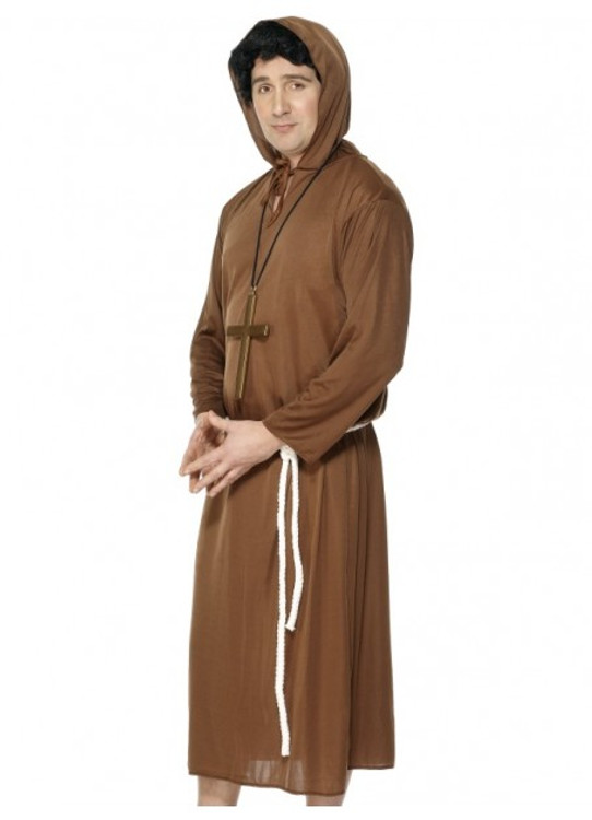 Monk Mens Costume