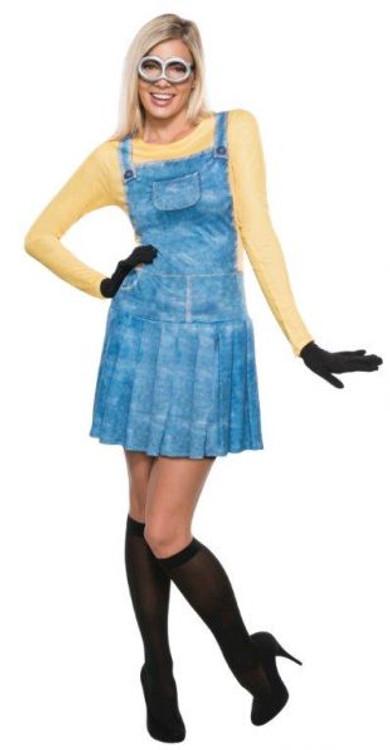 Despicable Me Minion Female Costume