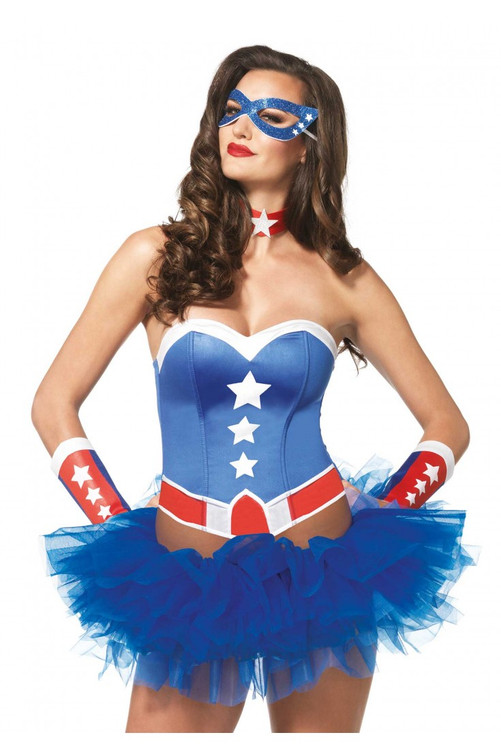 Captain America - American Hero Kit