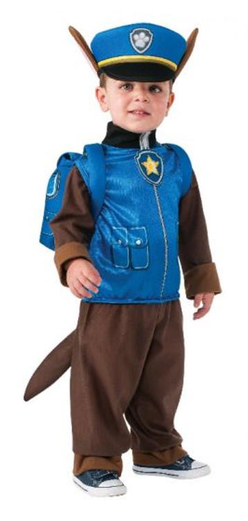 Paw Patrol Chase Kids Costume