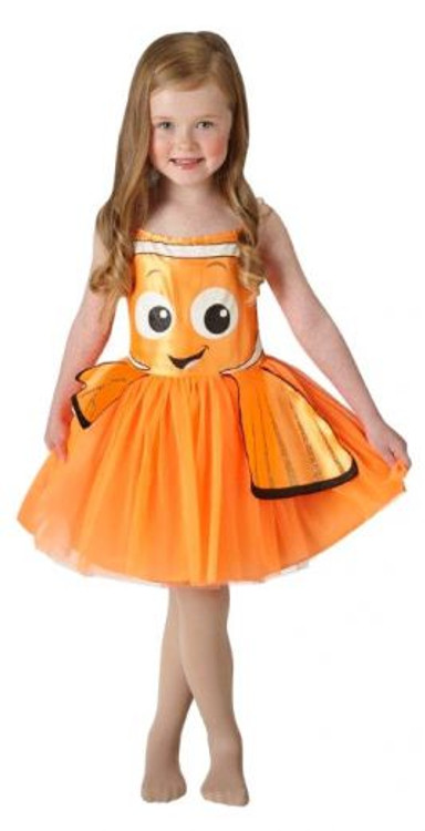 Nemo Tutu Girls Costume