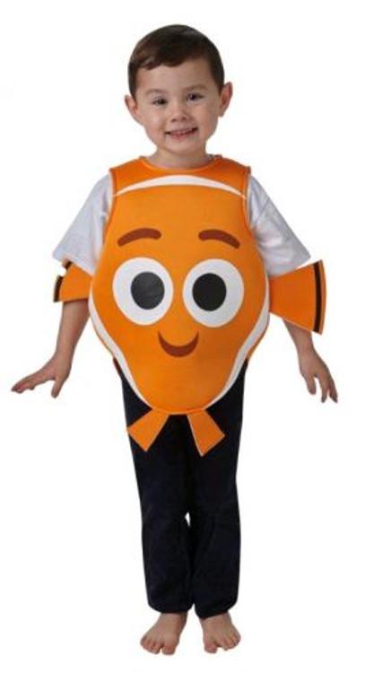Nemo Finding Dory Tabard Kids Costume