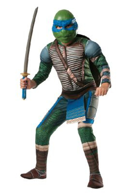 Teenage Mutant Ninja Turtle - Leonardo Deluxe Child Costume