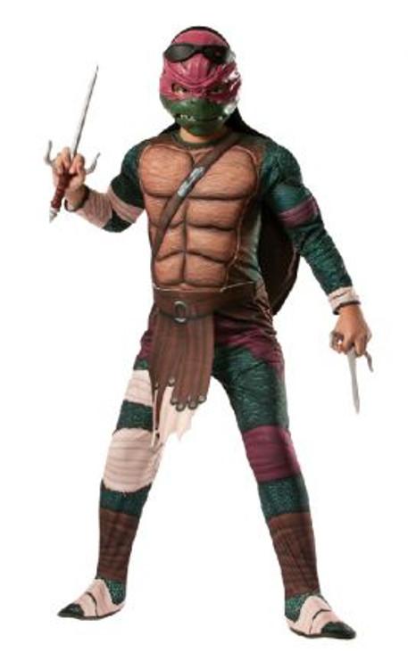 Teenage Mutant Ninja Turtle - Raphael Deluxe Child Costume