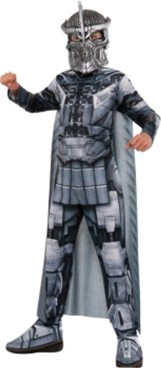 Teenage Mutant Ninja Turtles - Shredder Deluxe Kids Costume