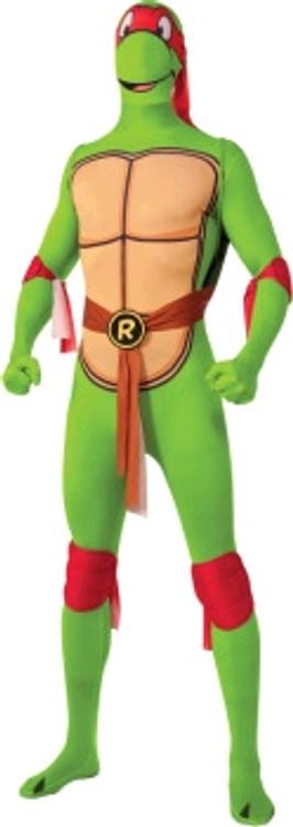 Teenage Mutant Ninja Turtles Raphael 2nd Skin Suit
