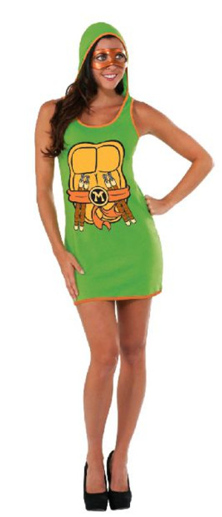 Teenage Mutant Ninja Turtles - Michelangelo Tank Dress