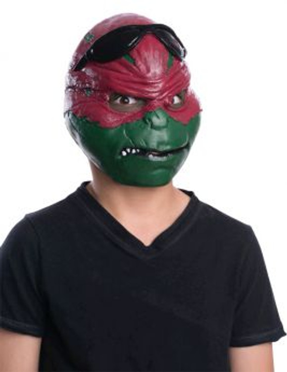Teenage Mutant Ninja Turtle Raphael Childs Mask