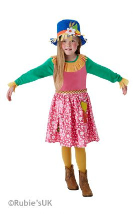 Mrs Scarecrow Girls Costume
