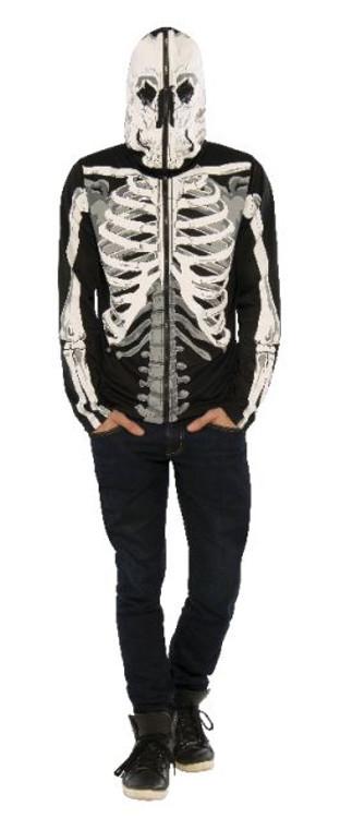 Skeleton Adult Hoodie