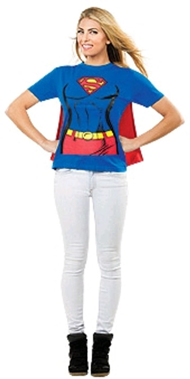 Supergirl Womens T-shirt