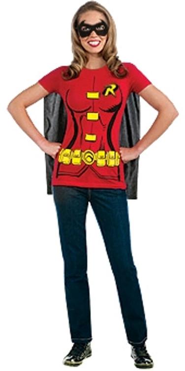 Batman - Robin Womens T-shirt