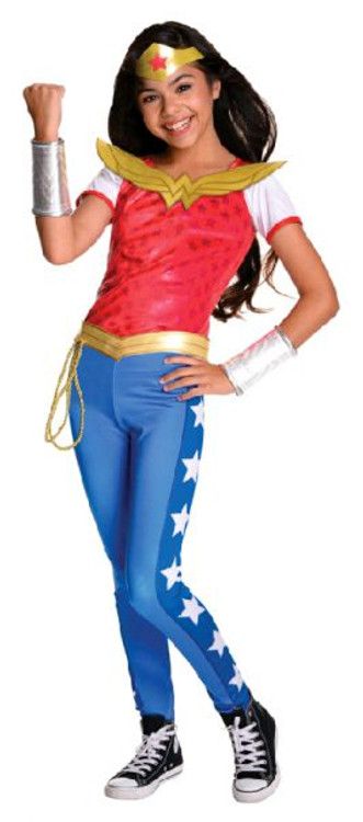 Wonder Woman DC Girls Costume