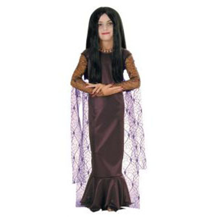 Morticia - Girls Costume