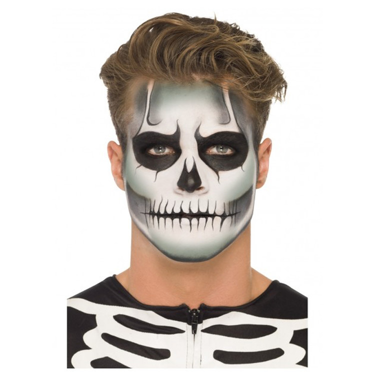 Skeleton Glow in the Dark Make-up Kit