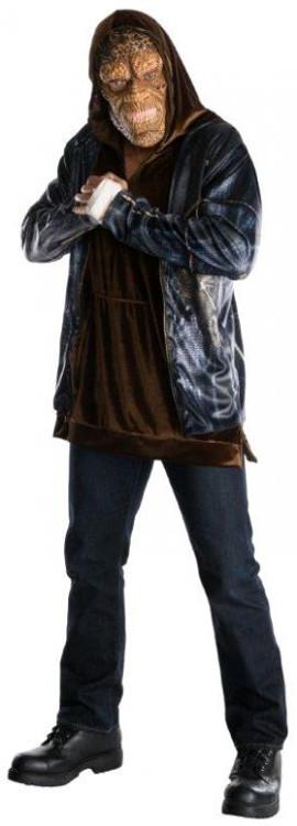 Killer Croc - Suicide Squad Mens Costume