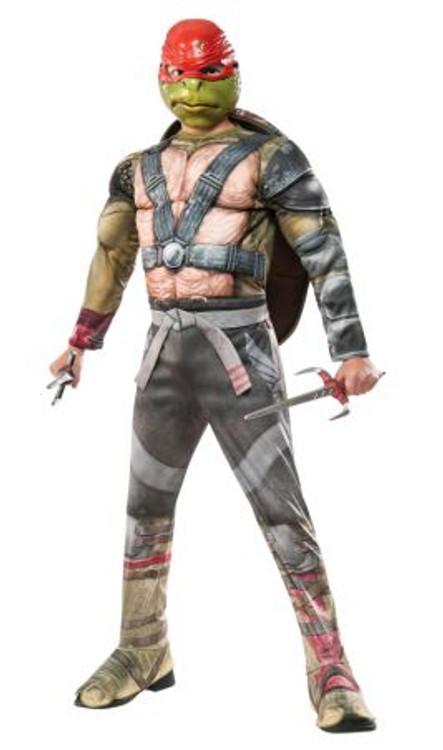 Teenage Mutant Ninja Turtle - Deluxe Raphael
