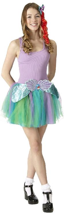 Ariel Tween Tutu Set