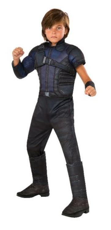 Hawkeye Civil War Deluxe Kids Costume