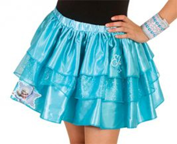Elsa Princess Tutu Skirt