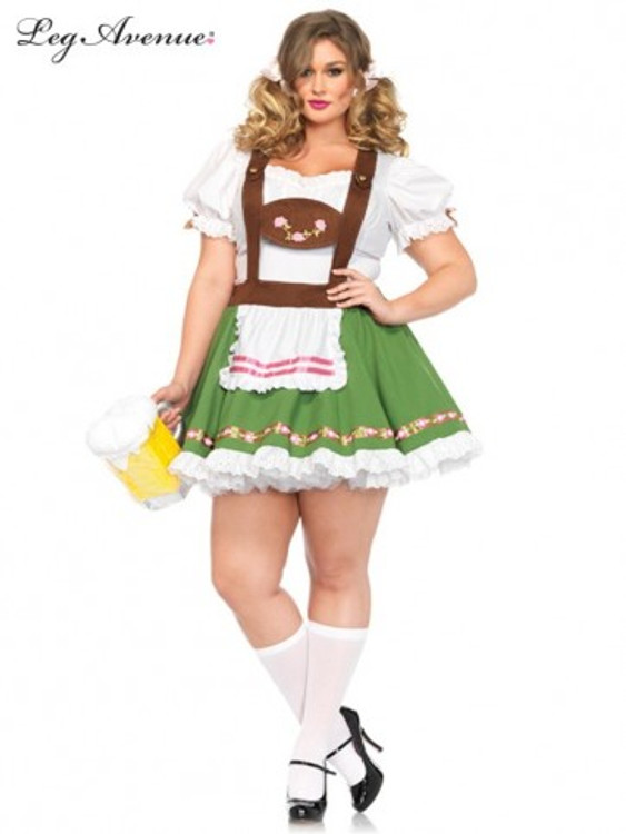 Oktoberfest Sweetie Dress Womens Costume