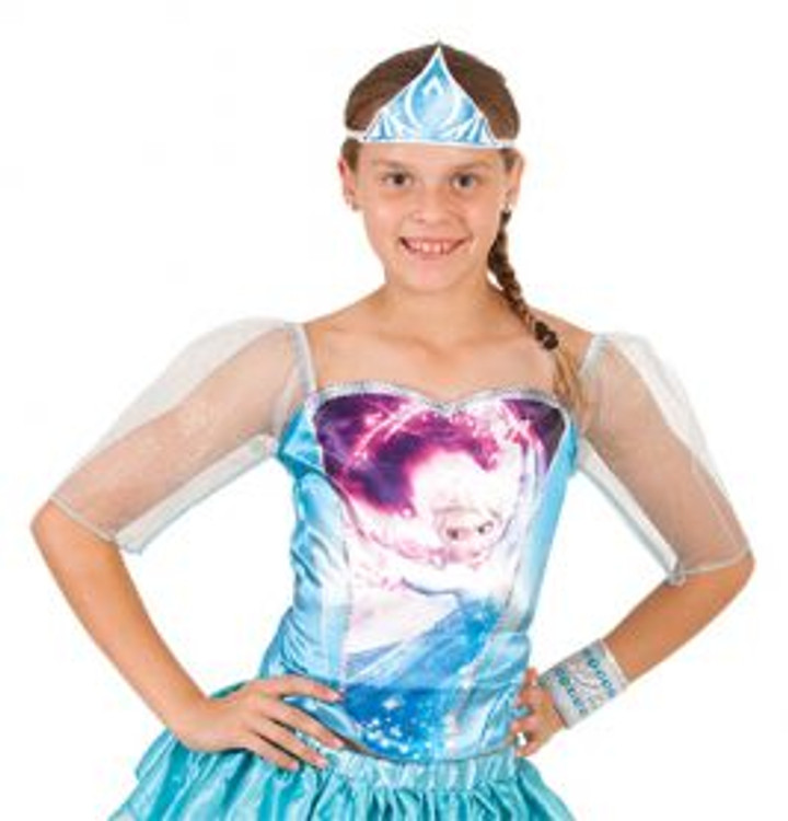 Elsa Princess Girls Top