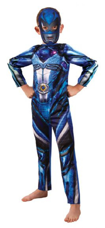 Power Ranger Blue Classic Boy's Costume